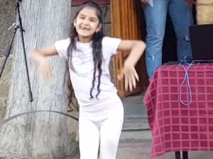 Video: रूसी लड़की ने सपना चौधरी के हिट नंबर पर किया डांस