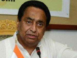 कमलनाथ बने MP के CM लेकिन जश्न मन रहा यूपी के इस गांव में