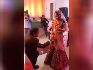 शहीद मेजर ढौंढियाल की शादी का VIDEO वायरल
