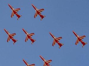 Aero India: IAF की एरोबैटिक टीम सूर्य किरण के बारे में