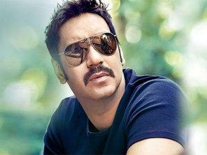 इस फिल्म में 'विंग कमांडर' का किरदार निभाएंगे अजय देवगन