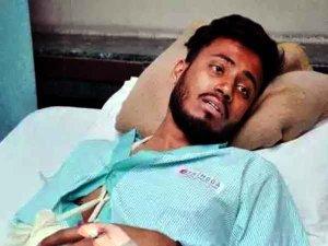 IPL के खिलाड़ी को पड़ोसियों ने पीटा, हाथ की नस काटी