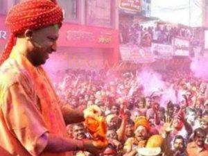 गोरखपुर में होली खेलेंगे CM योगी, निकलेगी भव्य शोभायात्रा
