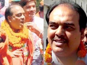 जीत के लड्डू खा चुके इस BJP उम्मीदवार को मिली हार