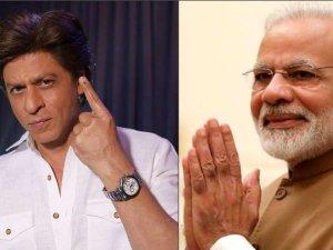 बॉलीवुड के 'बादशाह' ने देश के 'किंग' मोदी को दी बधाई