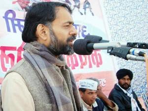 दिल्ली फतेह के बाद आम आदमी पार्टी ने हरियाणा में ठोकी ताल