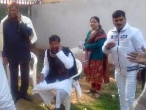 बिहार: इनामी बदमाश का रामविलास पासवान के साथ कनेक्शन हुआ वायरल