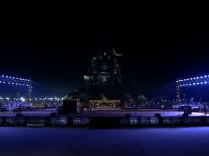 कोयम्बटूर में 112 फुट वाली भगवान शिव की मूर्ति का पीएम मोदी ने किया उद्घाटन