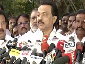 तमिलनाडु के मुख्यमंत्री ई के पलानीसामी के विश्वास मत को डीएमके नेता स्टालिन ने बताया असंवैधानिक