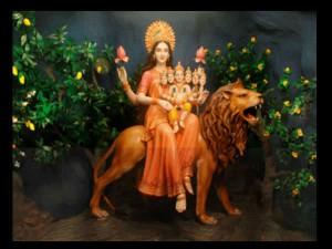 आखिर मां दुर्गा क्यों कहलाती हैं शेरावाली माता?
