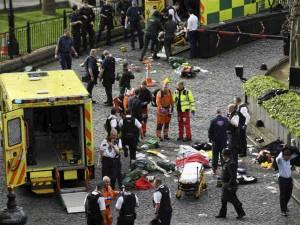 लंदन आतंकी हमला: ब्रिटिश पुलिस ने हमलावर का नाम खालिद मसूद बताया