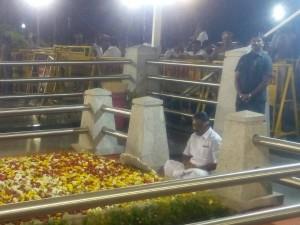 जयललिता की मौत की न्यायिक जांच को लेकर पनीरसेल्वम भूख हड़ताल पर