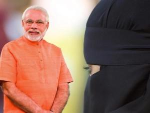 तीन तलाक के खिलाफ मुस्लिम समाज को आगे आना चाहिए-प्रधानमंत्री