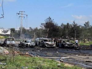 सीरिया में अमेरिकी सेना के हवाई हमले में 42 लोगों की मौत, अधिकतर बच्चे और महिलाएं