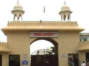 कश्मीरी छात्रों पर हमले से भड़के छात्र,मेवाड़ यूनिवर्सिटी में तनाव का माहौल