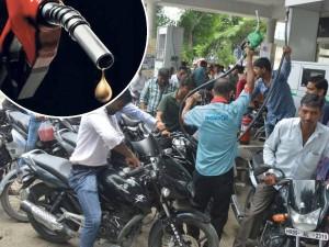 लखनऊ में पेट्रोल पंप मालिकों की हड़ताल खत्म