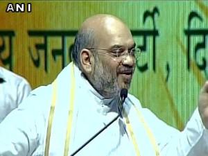 नकारात्मक राजनीति का अंत हुआ, एमसीडी जीते हैं आगे दिल्ली विधानसभा भी जीतेंगे- अमित शाह