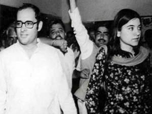 संजय गांधी ने पहली नजर में दिया था अपने से 10 साल छोटी मेनका को दिल...