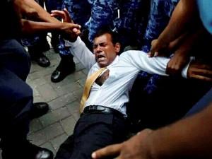 मालदीव में बड़ी उठापटक, संसद पर सेना का कब्जा