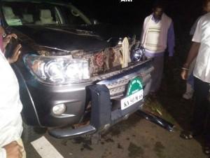 बीएस येदुरप्पा के बेटे की एसयूवी ने राहगीर को कुचला, मौत