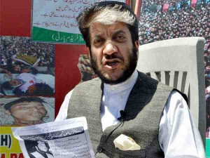 अलगाववादी नेता शब्बीर शाह ने कहा- 'हां! हाफिज सईद से की थी बात'