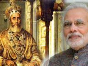 बहादुर शाह जफर की मजार पर पीएम मोदी, जानिए मुगल बादशाह के बारे में खास बातें