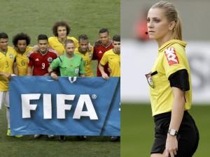 पुरुषों के फुटबॉल वर्ल्ड कप में केवल इन महिलाओं को होगी मैदान में जाने की इजाजत