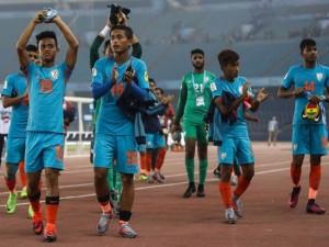 फीफा U-17 वर्ल्डकपः परिवार का पेट भरने के लिए नौकरी चाहते हैं भारतीय फुटबॉल स्टार अभिजीत