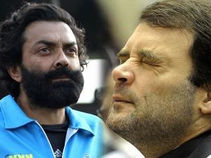 राहुल गांधी से अच्छी निकली बॉबी देओल की किस्मत, अब चमकेंगे