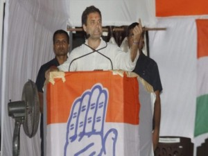 राहुल गांधी बोले- झूठ सुनकर पागल हो गया विकास, लोग बोल- विकास नहीं पप्पू पागल हो गया है