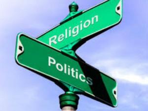 'राजनीति का धर्म ' या  'धर्म की राजनीति'