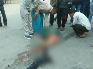 यूपी के मैनपुरी में दर्दनाक हादसा, दो हिस्सों में बंटी मासूम छात्रा