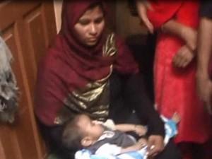 पोलियो की दवाई पीने से हुई बच्ची की मौत, परिजनों ने की अस्पताल में तोड़फोड़
