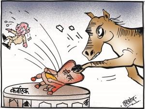 येदुरप्पा ने छोड़ी सीएम की कुर्सी, राज्यपाल मे साधी चुप्पी