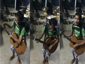फरहान अख्तर और आनंद महिंद्रा भी हुए इस 'वन मैन बैंड' वाले शख्स के दीवाने, VIDEO वायरल