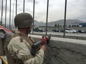 अफगानिस्तान के बाद्घिस में सेना की चौकियों पर तालिबान ने किया अटैक, 30 जवानों की मौत