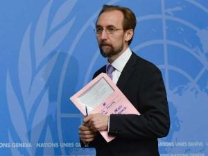 मिलिए कश्मीर पर विवादित रिपोर्ट तैयार करने वाले UNHRC के कमिश्नर जैद अल राद हुसैन से