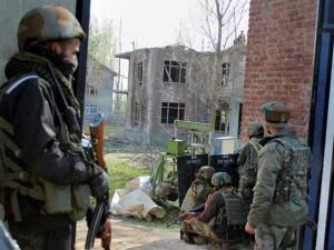 जम्मू कश्मीर: लगातार दूसरे दिन सीआरपीएफ पोस्ट पर ग्रेनेड हमला, सर्च ऑपरेशन जारी