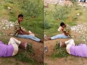 तेलंगाना: शराब के नशे में जिंदा मुर्गे को चबा गया युवक