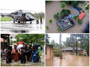 केरल बाढ़ 'गंभीर प्रकृति आपदा', जानें कौन-कौन मदद के लिए आगे आया