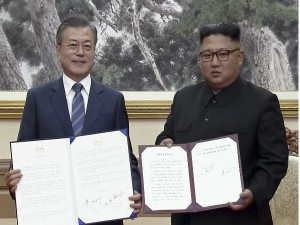 नॉर्थ और साउथ कोरिया के बीच हुई 'नॉ वॉर' डील, किम करेंगे अपने न्यूक्लियर साइटों को बंद