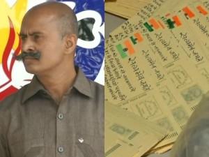 शहीदों के परिवार को पिछले 20 सालों से खत लिख रहा है ये सिक्योरिटी गार्ड, कारण रुला देगा