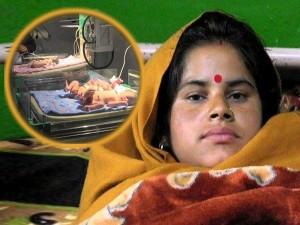 महिला ने एक साथ दिया बच्चों को जन्म, एकदम नॉर्मल हुई डिलिवरी