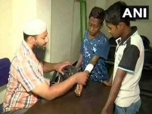 कहीं जगह नहीं मिली तो मस्जिद में खोल दिया स्वास्थ्य केंद्र