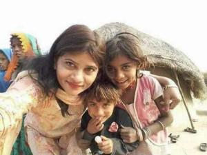 पाकिस्तान की पहली हिंदु दलित महिला सीनेटर  कृष्णा कुमार कोहली को मिला BBC की लिस्ट में स्थान