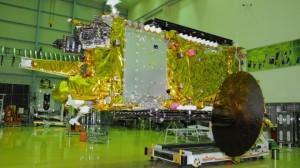 भारत का सबसे भारी सैटेलाइट, वज़न 5800 किलोग्राम