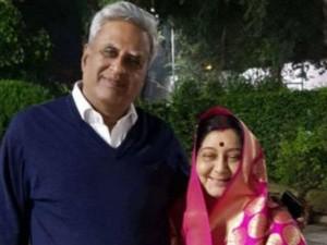 Happy Birthday Sushma Swaraj: जब हरियाणा की एक लड़की ने 44 साल पहले की लव मैरिज