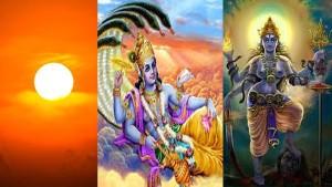 सूर्य, विष्णु और भैरव रविवार को करेंगे आपकी हर इच्छा पूरी