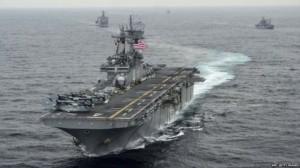 अमरीका और ईरान में फिर तनातनी, ड्रोन मार गिराने का दावा