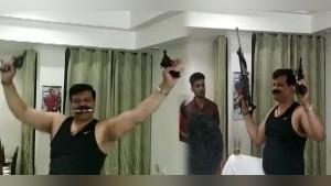बंदूकें लेकर नाचने वाले विधायक चैंपियन की बर्खास्तगी पर भाजपा आलाकमान लेगा अंतिम फैसला